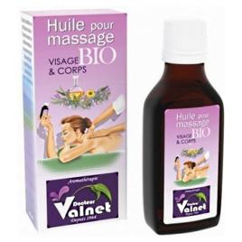 Dr Valnet Base pour massage visage et corps 50ml Onaturel
