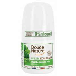 Douce Nature Déodorant à billes peaux normales 50ml Douce Nature