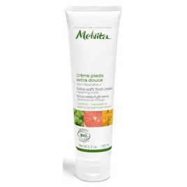 Melvita Crème extra douce pieds soin réparateur 150ml Onaturel