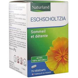 Naturland - Escholtzia - 75 Végécaps Naturland
