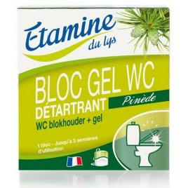 Etamine du Lys Bloc gel WC au Pin et à l'Eucalyptus 50ml Etamine du Lys