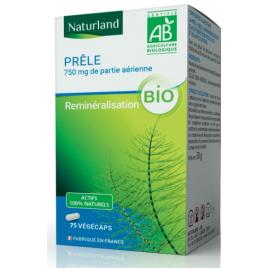Naturland Prele 75 gélules Végécaps Onaturel silicium organique