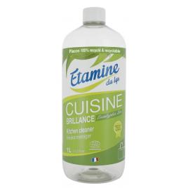 Etamine du Lys Brillance cuisine à l'eucalyptus recharge d'un litre 1L Etamine du Lys