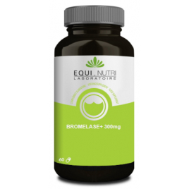 Bromelase Bromélaine 60 gélules végétales 300mg 2000 GDU Onaturel