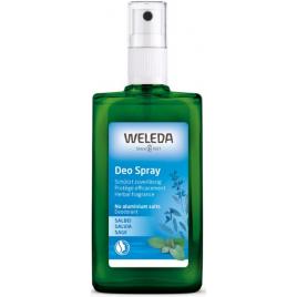 Weleda Déodorant spray Sauge 100ml Weleda