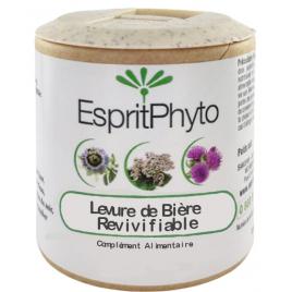 Esprit phyto LEVURE DE BIÈRE 90 GÉLULES Esprit phyto
