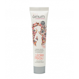 Omum Ma jolie Peau crème visage hydratante et rééquilibrante 40ml Omum