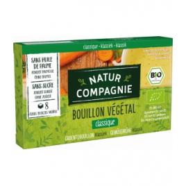 Natur Compagnie Bouillon cube végétal 84 g Natur Compagnie