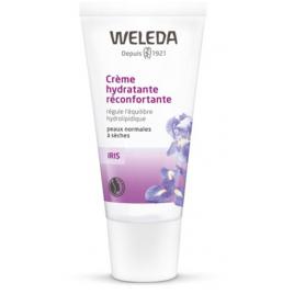 Weleda Crème de jour hydratante réconfortante à l'Iris 30ml