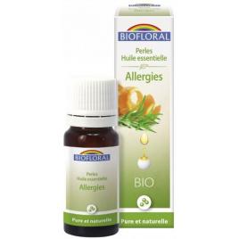 Biofloral Perles d'huiles essentielles complexe Allergies 20ml Biofloral