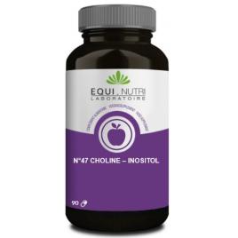 Equi - Nutri Choline Inositol 90 gélules végétales Equi - Nutri