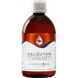 Catalyons CALQUYON oligo éléments 500 ml Catalyons