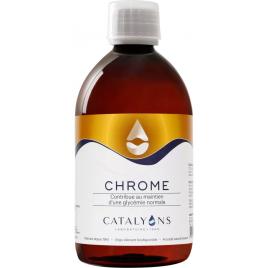 Oligo élément CHROME Catalyons 500 ml Catalyons