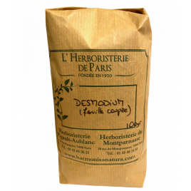 Herboristerie de Paris Desmodium feuille coupée 100g Herboristerie De Paris