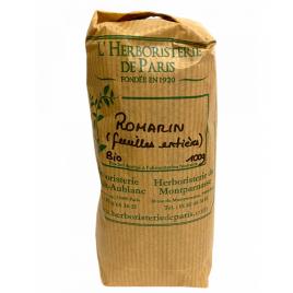 Herboristerie De Paris Romarin feuille bio 100gr Herboristerie De Paris