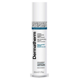 Dermatherm Crème hydratante légère ultra confort 50 ml Dermatherm