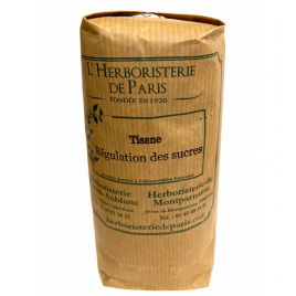 Tisane Régulation des sucres 150 gr Herboristerie de Paris Herboristerie De Paris