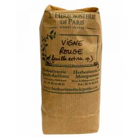 Herboristerie De Paris Vigne Rouge feuille extra triée bio 100 gr Herboristerie De Paris