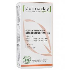 Dermaclay Fluide Intensif Correcteur Tâches 30ml Dermaclay