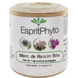 Esprit phyto MARC DE RAISIN  90 GÉLULES Esprit phyto