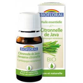 Biofloral huile essentielle de Citronnelle de Java 10ml Onaturel