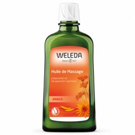 Weleda Huile de massage à l'arnica 200ml Weleda