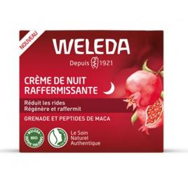 Weleda Crème de nuit raffermissante à la Grenade 30ml Weleda