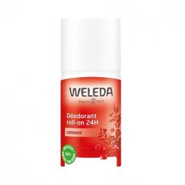 Weleda Déodorant roll on 24h Grenade 50ml Weleda