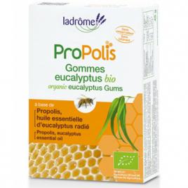 Ladrome Gommes Propolis et Eucalyptus 45g