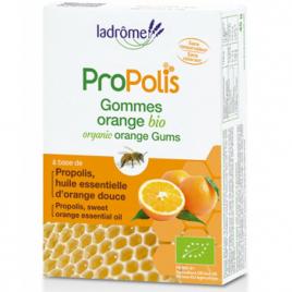 Ladrome Gommes Propolis et Orange 45g Ladrome Propolis Onaturel.fr
