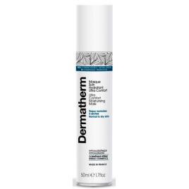 Dermatherm Masque soin hydratant ultra confort peaux normales et sèches 50 ml onaturel