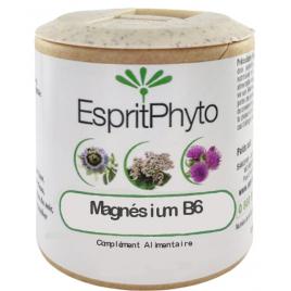 EspritPhyto - Magnésium B6 - 90 gélules Onaturel