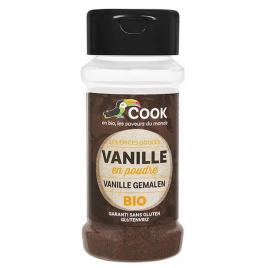 Cook Vanille bio poudre 10gr Cook