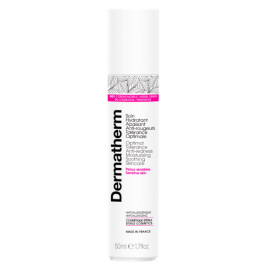 Dermatherm Soin hydratant apaisant anti rougeurs tolérance optimale 50 ml Dermatherm