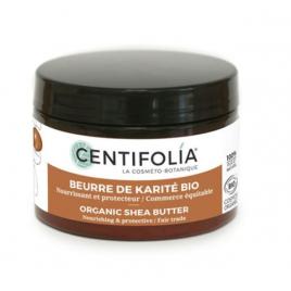 Centifolia Beurre de karité biologique et équitable 125ml Centifolia