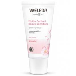 Weleda Fluide confort absolu Amande protège et apaise 30ml Weleda