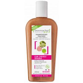 Dermaclay Shampoing bio Cuir Chevelu Sensible 250ml Dermaclay