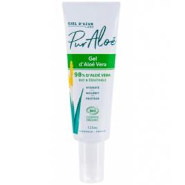 Puraloe Gel natif d'Aloé Vera tube airless 125ml Puraloe