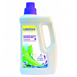 Lerutan Assouplissant Orange Bio 1500 ml Lerutan Categorie temp Onaturel.fr
