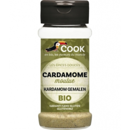 Cook Cardamome poudre 35g Cook