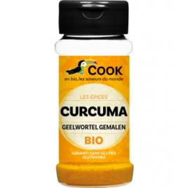 Cook Curcuma en Poudre : 35g Cook