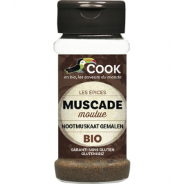 Cook Muscade poudre 35g Cook