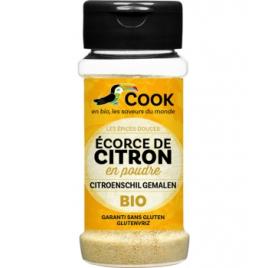 Cook Citron poudre 35g Cook