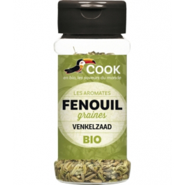 Cook Fenouil graines 30g Cook