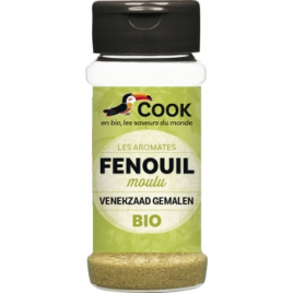 Cook Fenouil poudre 30g Cook