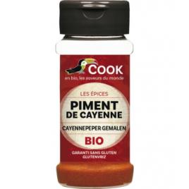 Cook Piment de Cayenne 40g Cook
