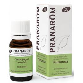 Pranarôm Palmarosa Bio Flacon compte gouttes 10ml Pranarôm