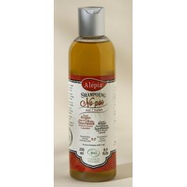 Alepia Shampoing d'Alep No poo aux 7 huiles 250ml Alepia