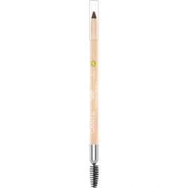 Sante Crayon à sourcils avec brosse n°02 Marron 1.4g Sante
