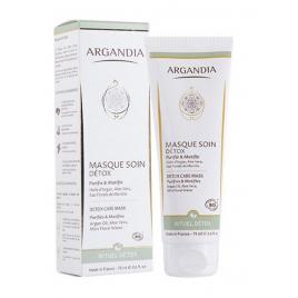 Argandia Masque Soin Detox 75ml Argandia